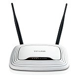 TP-LINK Wireless-N Router [TL-WR841ND] - Router Consumer Wireless